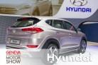 Hyundai Tucson, Genf 2015
