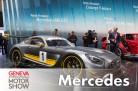 Mercedes AMT GT3 Genf 2015