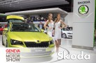 Skoda Superb, Generation 3, Weltpremiere, Genf 2015