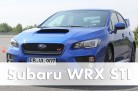 Autotest Subaru WRX STI