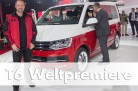 VW Bulli T6 Weltpremiere