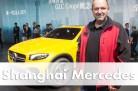 Mercedes Concept GLC Coupé, Auto Shanghai Weltpremiere