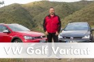 Golf Variant GTD, Golf Variant R und Golf Alltrack