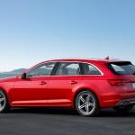 Weltpremiere, Audi, A4, 2015, Mittelklasse