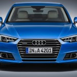 Audi A4, WeltpremiereMittelklasse,
