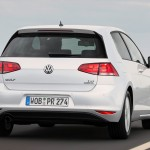 VW Golf 1.0 TSI BlueMotion Test, Amsterdam 2015