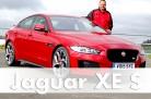 Jaguar XE, 2015, Sportlimousine