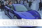 CES Asia 2015, Consumer Electronics Show, Shanghai