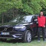 Fahrbericht: Volvo XC90 Modell 2015 im ersten Test.