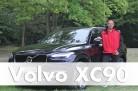 Volvo XC90, Modell 2015, Generation 2, Test