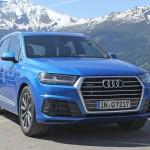 Audi Q7 3.0 TFSI, Test, Schweiz, 2015