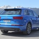 Audi Q7 3.0 TFSI, Test, Fahrbericht 2015, Schweiz