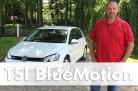 VW Golf, 1.0 TSI BlueMotion, Fahrbericht, 2015