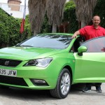 Seat Ibiza 2015/2016, Test in Barcelona