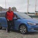 VW Touran, Testbericht, Fahrbericht, Modell 2016, die-autotester, Amsterdam, juni 2015