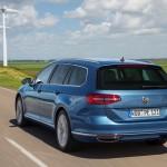 Plug-In Hybrid VW Passat GTE im Test. Foto: VW/die-autotester.com