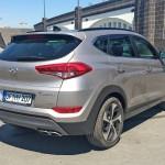 Hyundai Tucson, Heck, Fahrbericht, Test, 2015, Frankfurt,Kompakt SUV