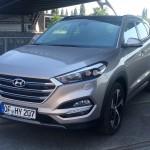 Hyundai Tucson, Front, Fahrbericht, Test, 2015, Frankfurt,Kompakt SUV