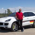 Sparsames Luxus SUV - Porsche Cayenne S E-Hybrid