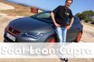 Ralf Schütze testet die Seat Leon Cupra Familie. Foto: Seat / die-autotester.com