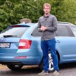 Markus Haubold vergleicht aktuellen Skoda Octavia gegen Octavia 1