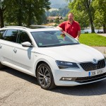 Skoda Superb Combi im Test