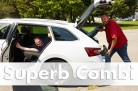 Skoda Superb Combi bietet mehr als genug Platz