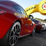 Testfahrt mit dem AMG GT S auf Dunlop Sport Reifen