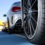 Dunlop Sport Maxx auf AMG Fahrzeug
