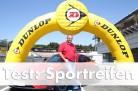 Reifentest mit dem AMG GT S auf der Rennstrecke