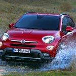Fiat 500x Cross off-road