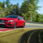 Mercedes-AMG A 45 4Matic - Dank Allrad schnell und präzise