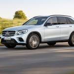 Test: Mercedes-Benz GLC 250 4MATIC auf der Straße