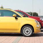 Fiat 500 vs. 500x