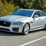Coupehafter Look und reichlich Leistung im neuen Jaguar XF