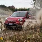 Fiat 500x Cross Offroad Italien