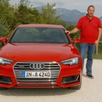 Insgesamt ein gelungener Wurf - Audi A4 sport 3.0 TDI quattro