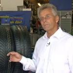 Holger Rehberg erklärt die Vorteile des Ganzjahresreifens