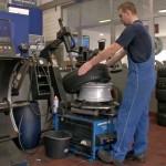 Reifenwechsel mit RDKS wird teurer