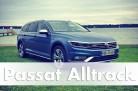 Passat Alltrack Modell 2016 als TSI