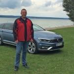 Volkswagen Passat Alltrack Modell 2016 im Test
