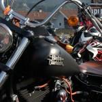 Harley Davidson ist die Marke auf der European Bike Week 2015
