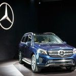 Mercedes-Benz auf der Los Angeles Auto Show (LAAS) 2015Mercedes-Benz at the Los Angeles Auto Show (LAAS) 2015