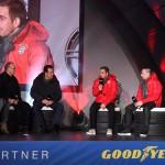 Karl-Heinz Rummenigge, Jürgen Titz, Philipp Lahm, Frank Ribéry