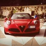 Alfa Romeo 4C Spider: 240 PS, Mittelmotor und Leichtbau garantieren Fahrspaß