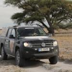 Perfektes Adventure Fahrzeug - VW Amarok
