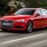 Audi A4 Avant mit sehr gutem Fahrwerk