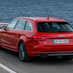 Viel Kofferraum sportlich abgestimmt - der Audi A4 Avant 2016