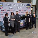 Held der Straße 2015: Jury und Preisträger Hanko Penshorn
