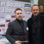 Held der Straße Hanko Penshorn mit Lars Hoenkhaus